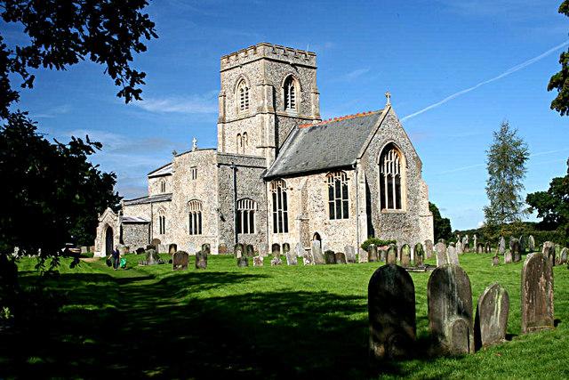 St. Mary's Church, Gressenhall