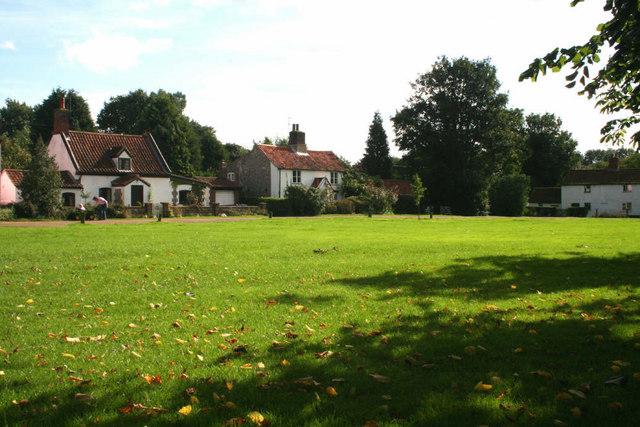 Village Green, Gressenhall