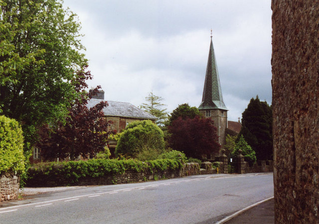 West Harptree Church