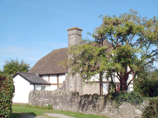 Quaker Meeting House 1672, Almeley Wootton