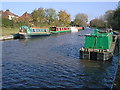 SK2928 : Trent and Mersey Canal Willington by Alan Heardman