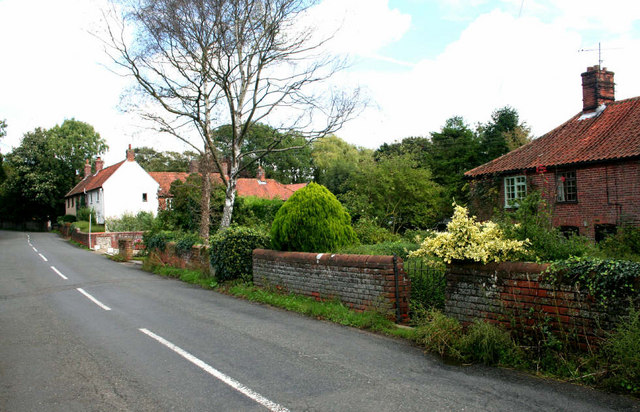 Houses, Thornage
