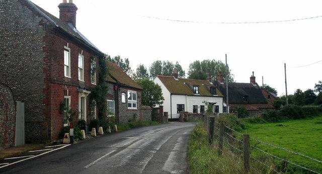 Cottages, Thornage