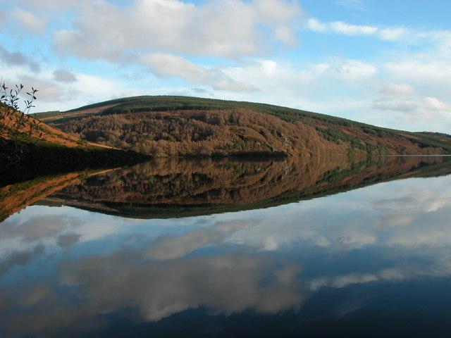 Lough Dan 30th November 2003