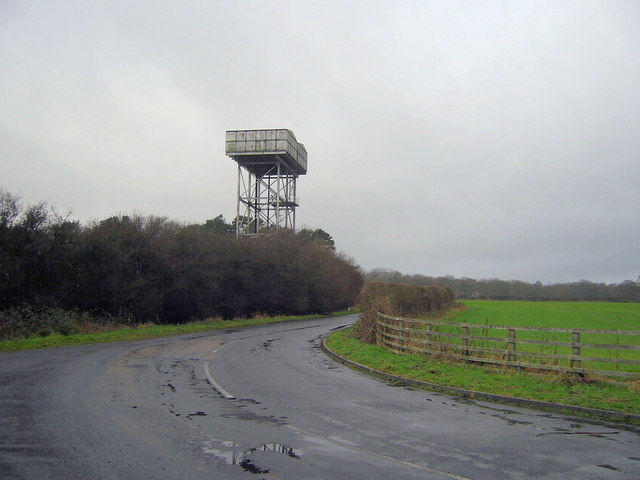 Water Tower at Tranwell