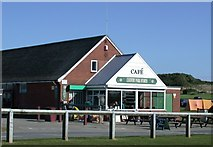 TA1281 : Country Park Cafe by Peter J Dunn