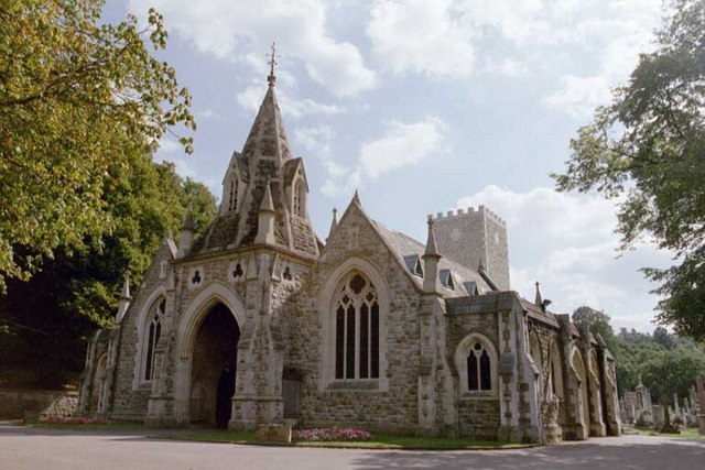 Putney Vale Crematorium