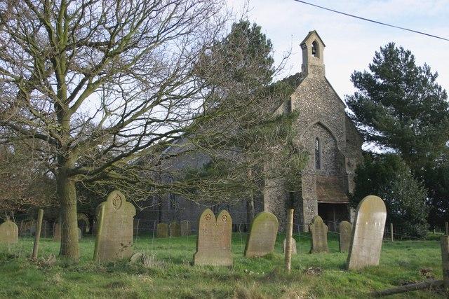 St Edmunds Church, Horningtoft