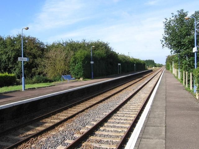 Harling Road Railway Station