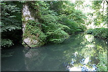SK1258 : Pike Pool, Beresford Dale by Philip Halling