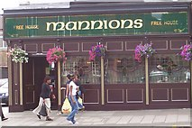 TQ1885 : Mannions Free House by Russell Trebor
