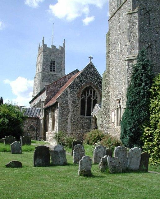 St Michael, Reepham, Norfolk