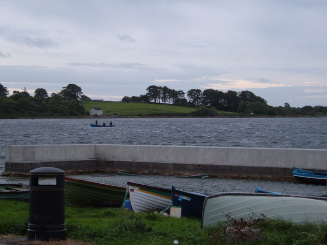 View from Pier at Lough Corrib