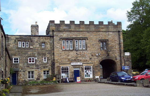 Post Office, Blanchland