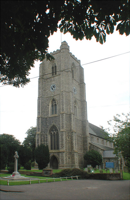 St Andrew, Hingham, Norfolk