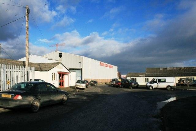 Graythorpe Industrial Estate