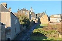 NT1382 : Inverkeithing by Paul McIlroy