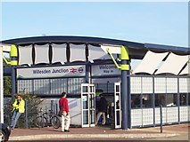 TQ2182 : Willesden Junction Station NW10 by Russell Trebor