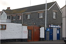 J5980 : Lifeboat station, Donaghadee by Albert Bridge