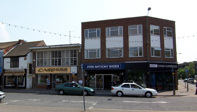 BBC Radio Humberside - Grimsby