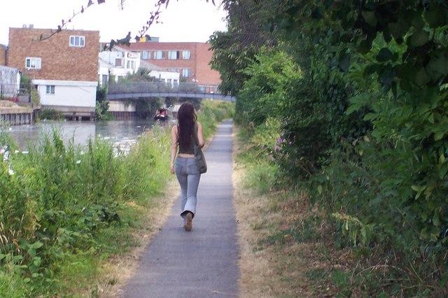 Grand Union Canal - Alperton