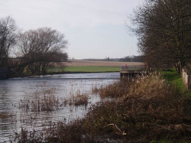 River Great Ouse at Oakley