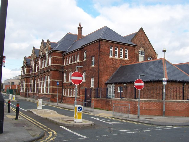 Wheeler street School.