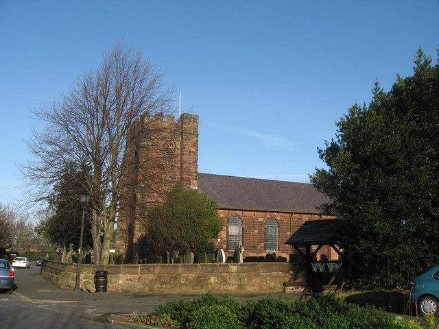 St Mary's, Hale