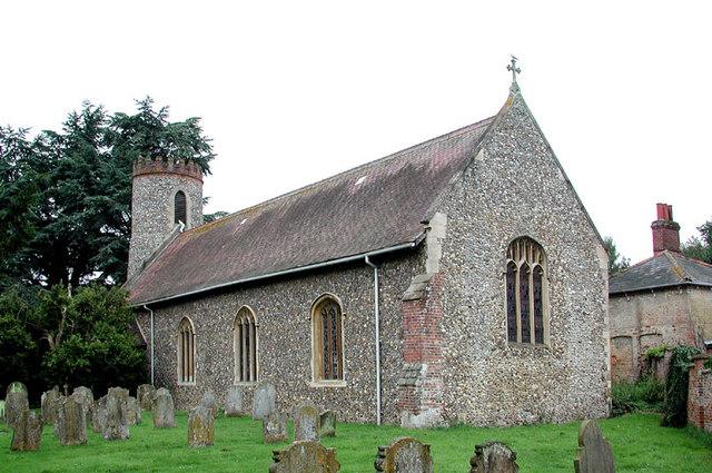 St Protase & St Gervase, Little Plumstead, Norfolk