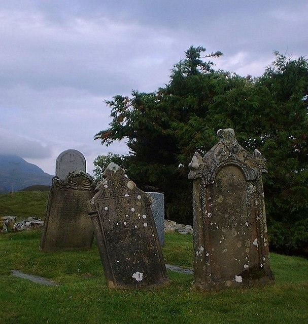 Elphin Burial Ground