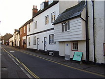 TQ1649 : Dene Street, Dorking by Rib