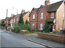 SK2933 : Staff Houses by John Poyser