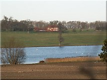 TM0576 : Redgrave Lake by Richard Rice