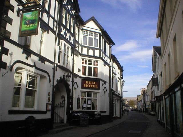 The Bull Hotel, Sedbergh