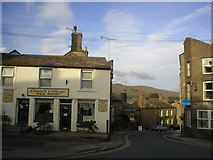 SD8789 : Tea Shop in Hawes by Richard Slessor