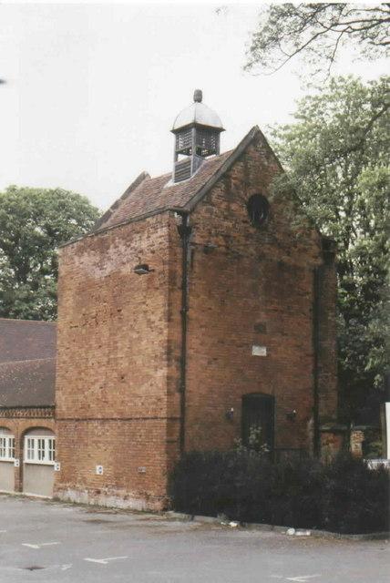 Dovecote, Castle Bromwich Hall