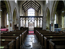 TG2834 : St Botolph, Trunch, Norfolk - East end by John Salmon