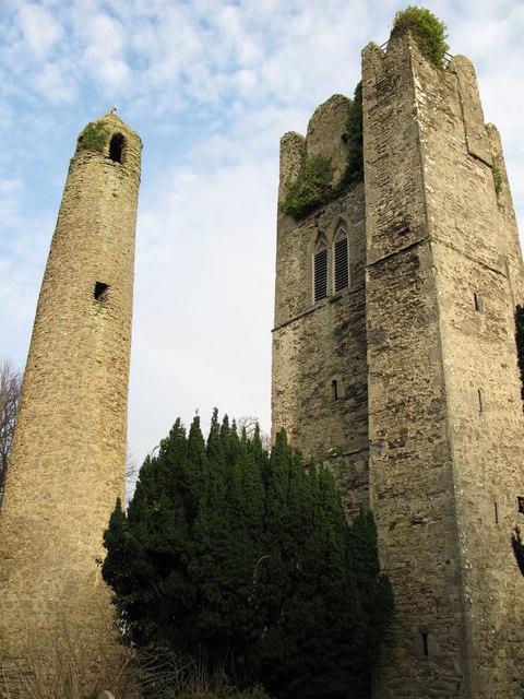 St. Columba's Church, Swords, County Dublin