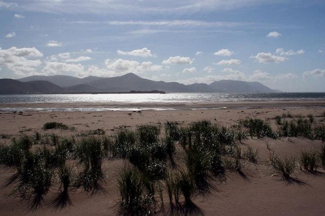 Kerry peninsula from Inch