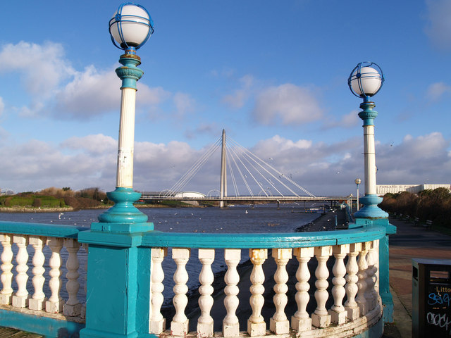 Southport Marine bridge