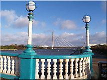 SD3317 : Southport Marine bridge by Billy Irwin
