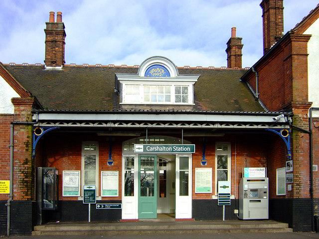 Carshalton Railway Station