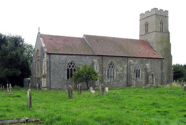 St Mary and St Margaret, Antingham, Norfolk