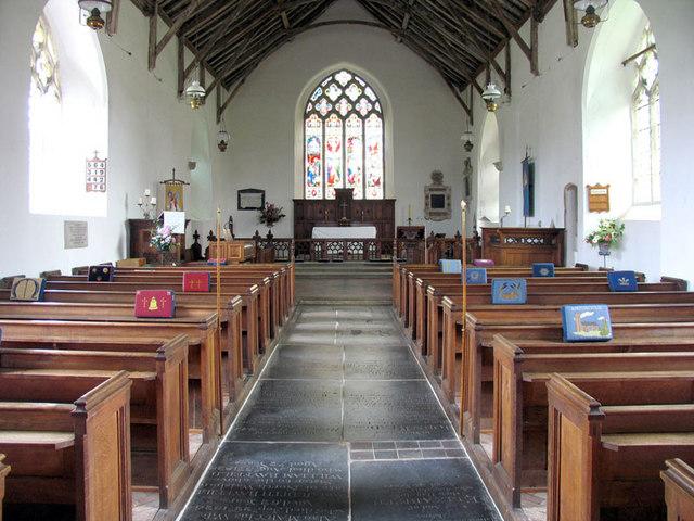 St Mary and St Margaret, Antingham, Norfolk - East end