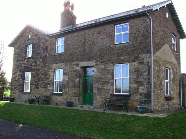 The Station Masters House : Hunwick