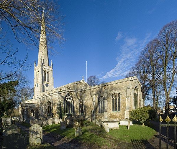 All Saints Parish Church St Ives