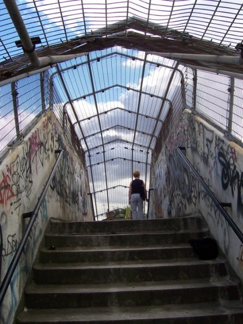Footbridge Maybank Open Space