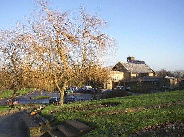 Huddersfield Crematorium, off Fixby Road, Bradley