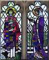 TF8342 : St Margaret, Burnham Norton, Norfolk - Window by John Salmon
