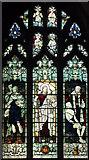 TF5520 : St Clement, Terrington St Clement, Norfolk - Window by John Salmon